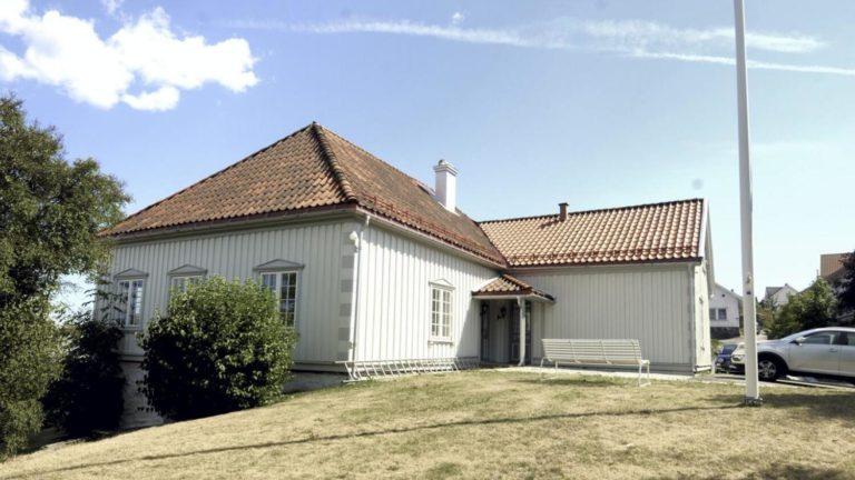 Fogdegaarden (foto: Morten Lie Hagen, Varden)